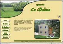 homepage LaDolina.it